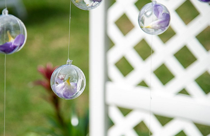 hanging-bubbles
